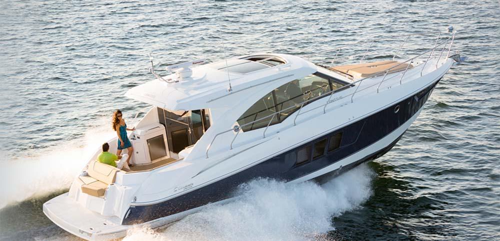 Cruisers Yachts Cantius 45